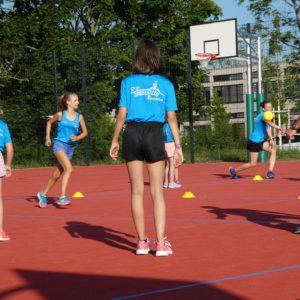 Zabelstein Runners Abschlussspiel-Training (Juli 2019)