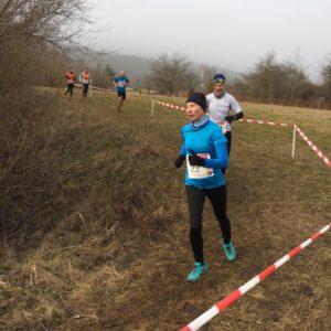 Crosslauf in Kemmern Januar 2020, Nicole K.