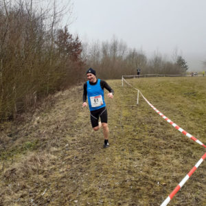 Crosslauf in Kemmern Januar 2020, Tobias Reßmann