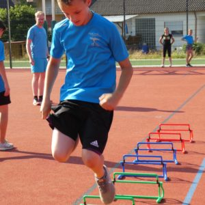 Zabelstein Runners Koordinationstraining 01 (Juli 2019)