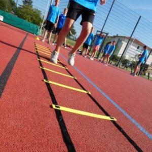 Zabelstein Runners Koordinationstraining 02 (Juli 2019)