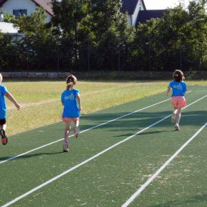 Zabelstein Runners Sprinttraining 01 (Juli 2019)