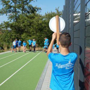 Zabelstein Runners Sprinttraining 02 (Juli 2019)