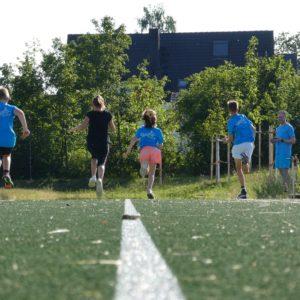 Zabelstein Runners Sprinttraining 05 (Juli 2019)